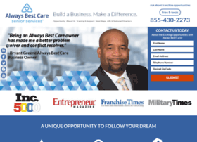 franchisewithalwaysbestcare.com