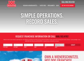 franchising.wienerschnitzel.com