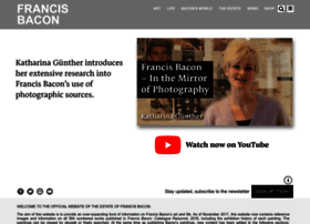 francis-bacon.com