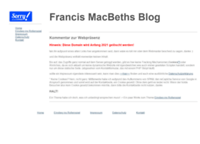 francis-macbeth.de