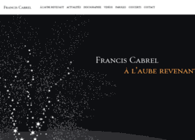franciscabrel.com