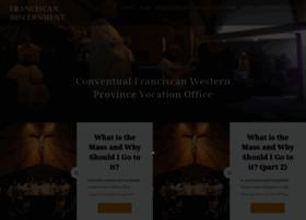 franciscandiscernment.org