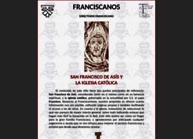 franciscanos.org