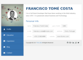 franciscocosta.com