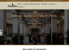 francismarionhotel.com