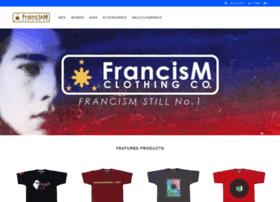 francismclothing.com