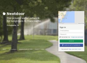 francisville.nextdoor.com