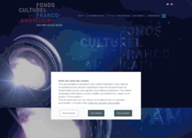 franco-american-cultural-fund.com