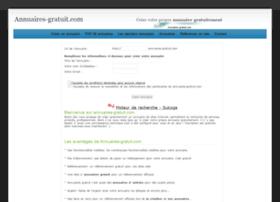 francophone.annuaires-gratuit.com