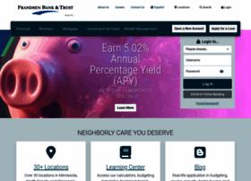 frandsenbank.com