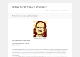 frankdietz.com