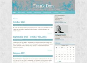 frankdon.com