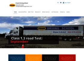 frankdrivingschool.com