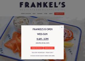 frankelsdelicatessen.com