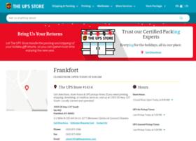frankfort-ky-1414.theupsstorelocal.com