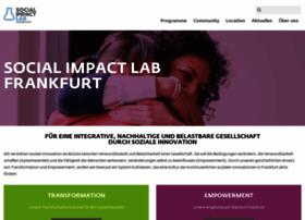 frankfurt.socialimpactlab.eu