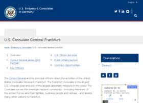 frankfurt.usconsulate.gov