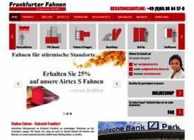 frankfurter-fahnen.de