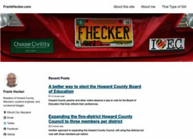 frankhecker.com