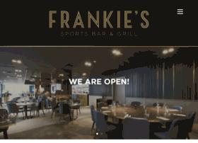 frankiessportsdiner.com