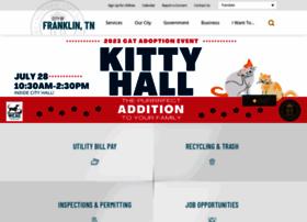 Franklin-gov.com