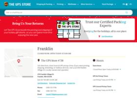 franklin-ma-0738.theupsstorelocal.com