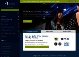 franklin.edu