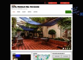 franklin.hotelinroma.com