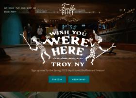 franklinalleysocialclub.com
