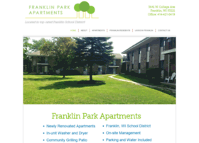 franklinapartment.com