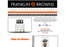franklinbrowns.co.uk