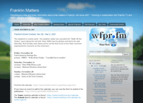 franklinmatters.org