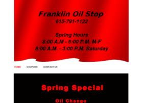 franklinoilstop.com