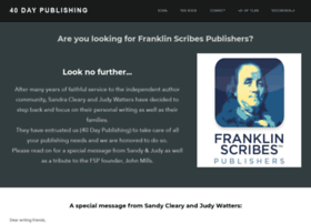 franklinscribes.com
