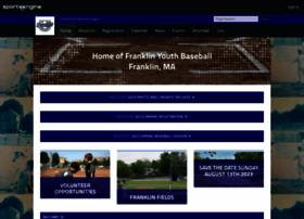 franklinyouthbaseball.com
