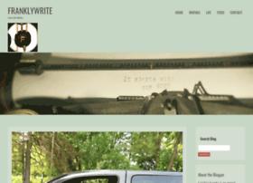 franklywrite.com