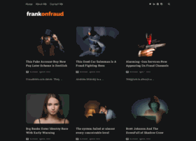 frankonfraud.com