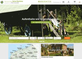 frankreich-normandie-ferienhaeuser.com