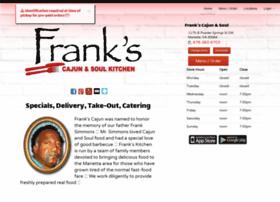 frankscajun.ordersnapp.com