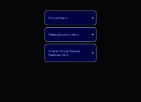 frankspizzapalace.com