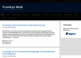 frankysweb.de