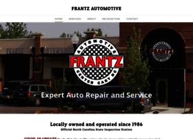frantzautomotive.com