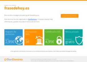 frasedehoy.es