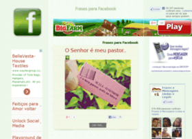 fraseparafacebook.com.br