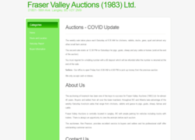 fraservalleyauction.com