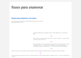 frases-paraenamorar.blogspot.mx