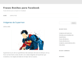 frasesbonitasparafacebook.com
