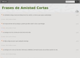 frasesdeamistadcortas.com