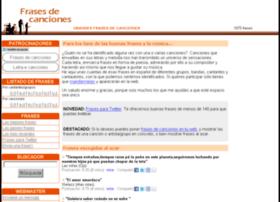 frasesdecanciones.com
