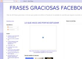 frasesgraciosasfacebook.blogspot.com